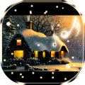 Christmas Snow Pro Live Wallpaper