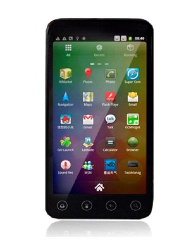 Zopo ZP100 - смартфон на MediaTek MT6575