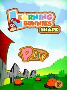 Learning Bunnies: Shapes