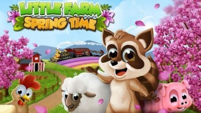 Little farm: Spring time