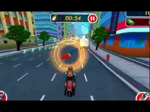 Moto Диск 2 - Байк игри - Игри с Коли - Bulgarian