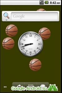 Basketball LiveWallpaper Trial