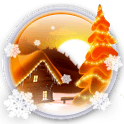 Winter Snow Cartoon LWP PRO4